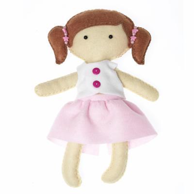 Felt Craft Dolly – Molly