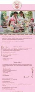 Curso de Cupcakes na Cake Design