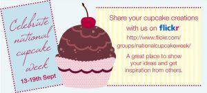 Compartilhe seus Cupcakes
