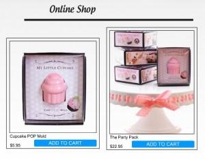 No-bake Cupcake POP