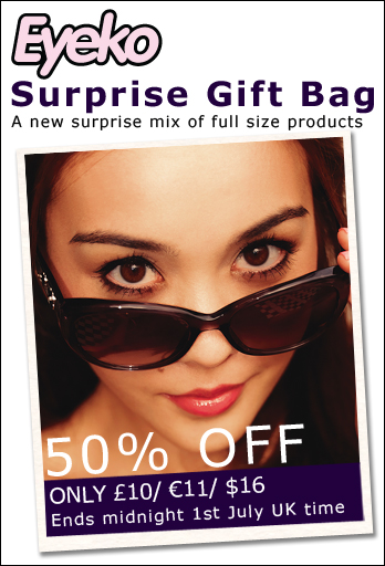 Eyeko Surprise Gift Bag