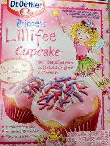 Cozinhando com Princess Lillifee