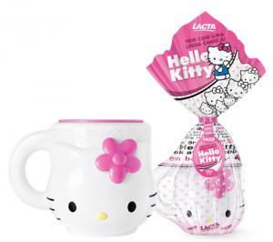 Ovos de Páscoa da Hello Kitty