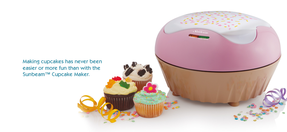 Sunbeam Cupcake Maker