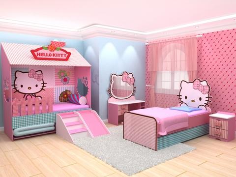 Móveis da Hello Kitty