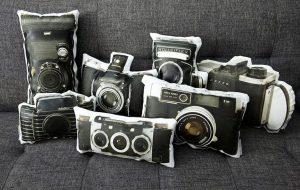 Almofadas para Fotógrafos