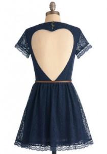 Um vestido cheio de amor