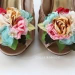 Flores no Sapato