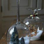 Natal + Taças = Decoração
