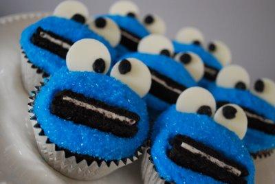 Cupcake de Oreo