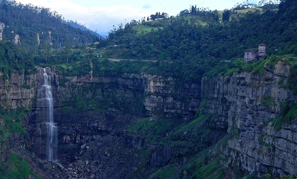 Tequendama-Falls-Bogota