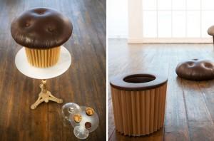 Que tal um Muffin gigante?
