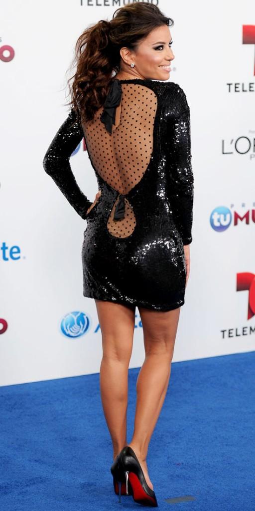 Eva Longoria arrasa em Premiação