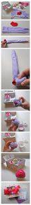 Monte seu próprio presente em forma de Cupcake