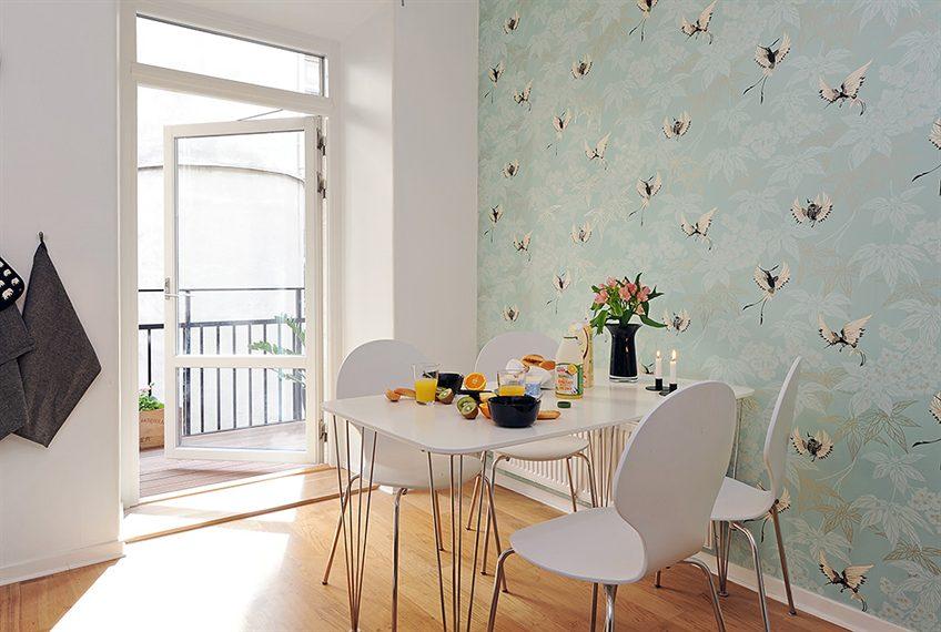 alvhem-cozinha-papel parede passaros