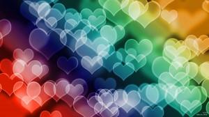 Love is in the Air – Unhas Decoradas com Corações
