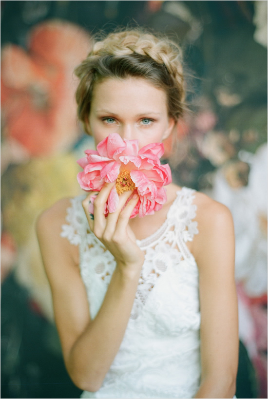 Os Vestidos de Noiva de Claire Pettibone