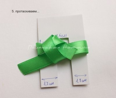 DIY-Perfect-Ribbon-Bow-with-Cardboard06