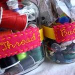 Organizando seu cantinho de costura
