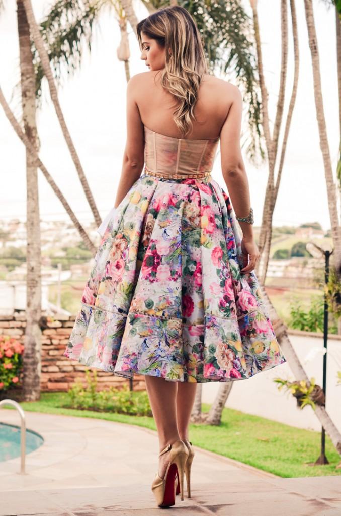 O vestido BAPHO da Thássia