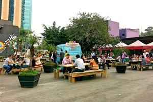O que tem de bom no Butantan Food Park