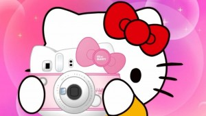 Instax Mini da Hello Kitty