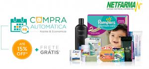 Netfarma lança serviço de Compra Automática