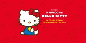 Exposição: O Mundo da Hello Kitty