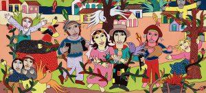 A festa das cores de Clóvis Júnior para Tok&Stok