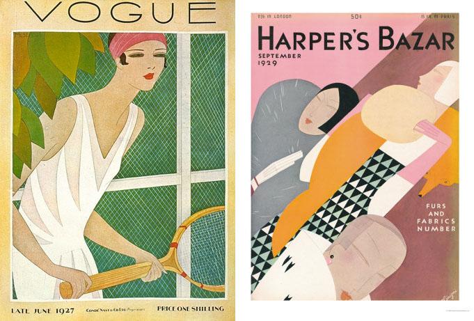 Historia-de-la-moda-años-20-Vogue-Harpers-Bazaar