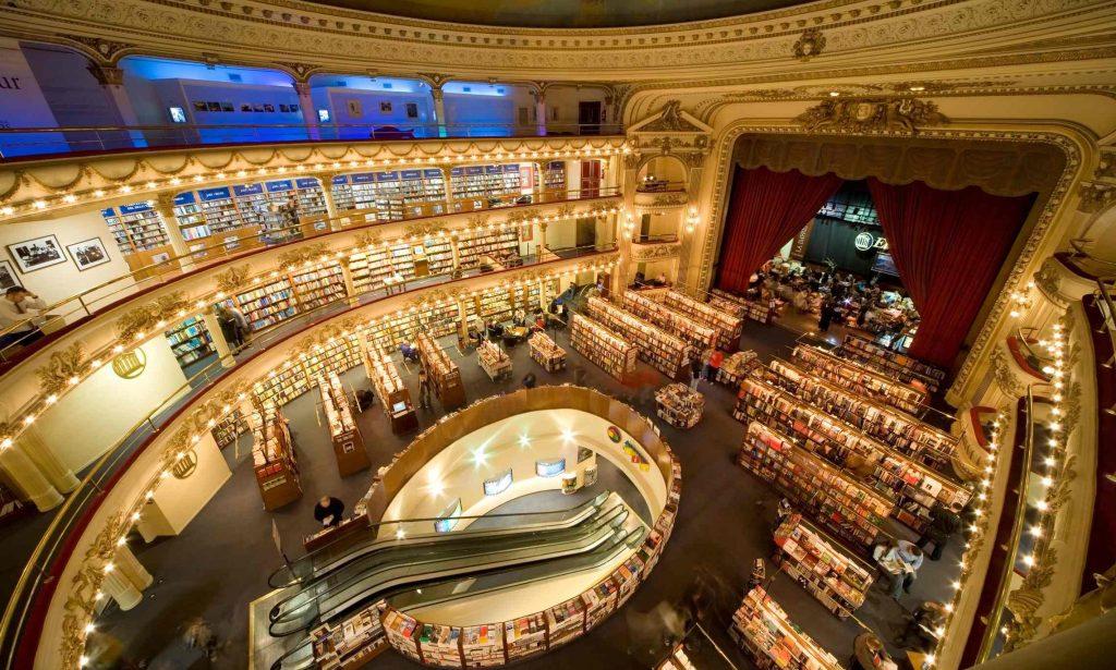 Buenos Aires, uma cidade para os amantes dos livros