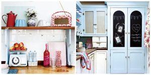 Uma casa vintage e cheia de amor