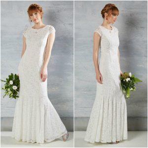 Os vestidos de noiva da ModCloth
