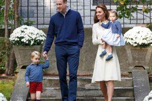 Príncipe George e as bolhas de sabão