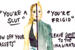 Quer que eu desenhe? – Os julgamentos que as mulheres sofrem diariamente