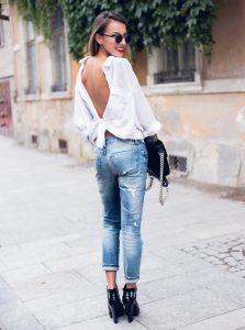 Como reinventar a camisa branca com 5 looks