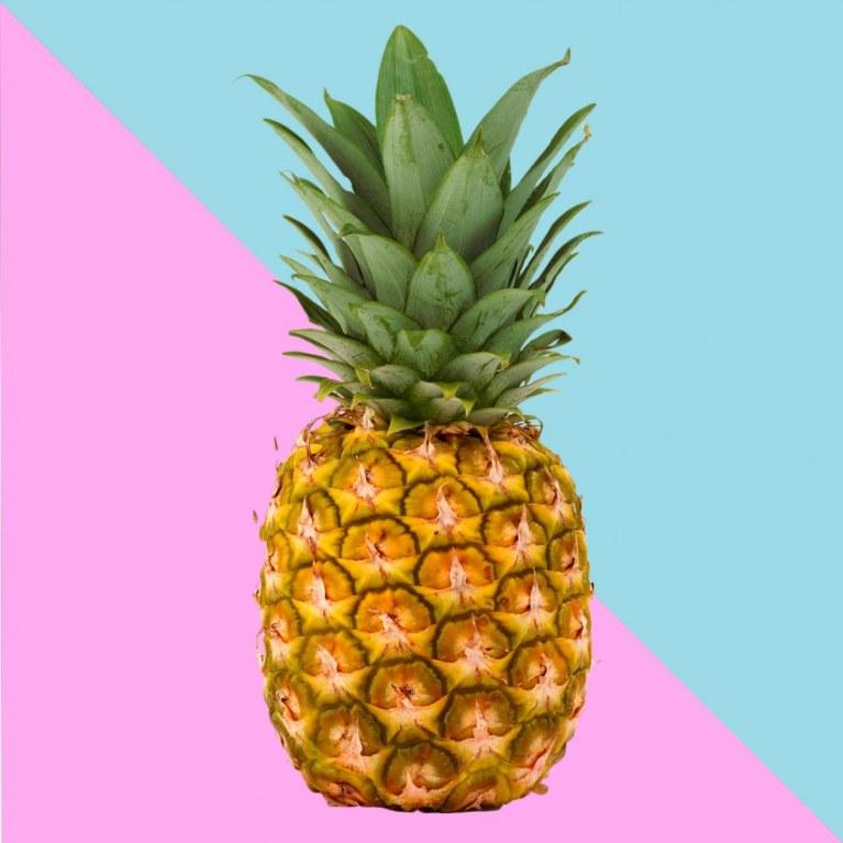 O abacaxi ainda reina